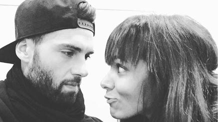 Shy'm: balade en amoureux avec Benoît Paire