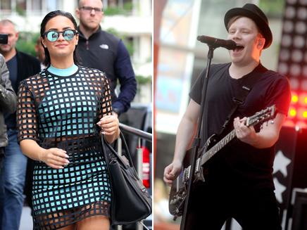 Demi Lovato : une nouvelle version d' «Irresistible» des Fall Out Boy!