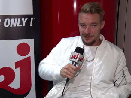 NRJ Music Awards 2015: Diplo réagit aux nominations de Major Lazer
