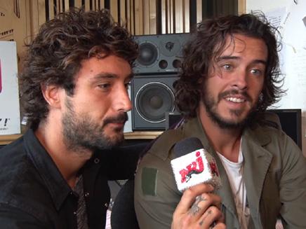 NRJ Music Awards 2015 - Fréro Delavega: «il s'est passé cinq ans en un an»