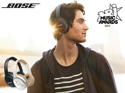 Gagnez votre casque sans fil Bose® SoundLink® II
