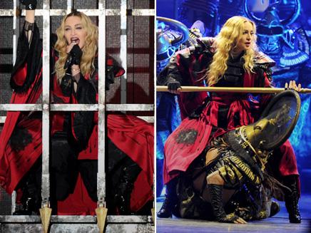 Madonna: elle sort le grand jeu en concert à Las Vegas !