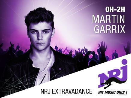 Martin Garrix rejoint la team NRJ Extravadance