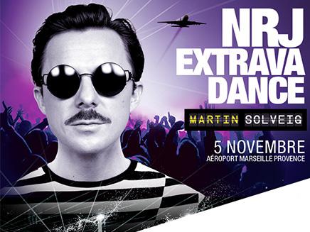 Martin Solveig avec NRJ Extravadance