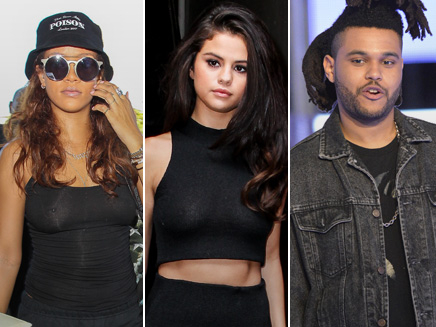Rihanna, Selena et The Weeknd : superstars du defilé Victoria's Secret!