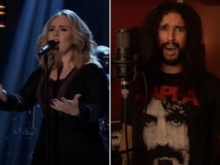 Adele: 25 reprises en une de son hit «Hello»!