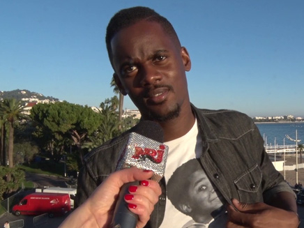 NRJ Music Awards 2015 - Black M: une tenue surprenante sur le tapis rouge?
