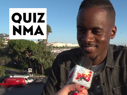 NRJ Music Awards 2015 - Black M: le champion du quiz NMA, c'est lui!