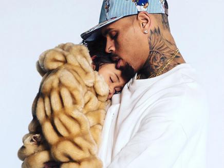 Chris Brown : rien n'est trop beau pour Royalty!