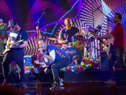 Coldplay: leur retour sur la scène des NRJ Music Awards ravit les fans!