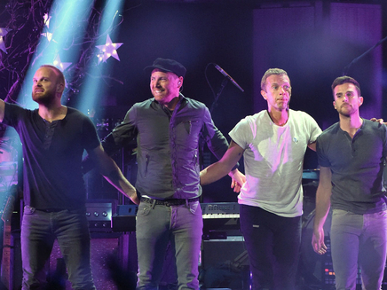 Coldplay : en concert à Nice avec NRJ!