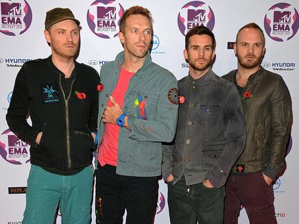 Coldplay : reservez vos places pour leur concert à Nice avec NRJ!