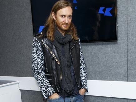 David Guetta : son message d'amour pour Paris!