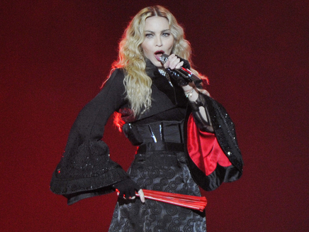 Madonna: une belle surprise en coulisses!