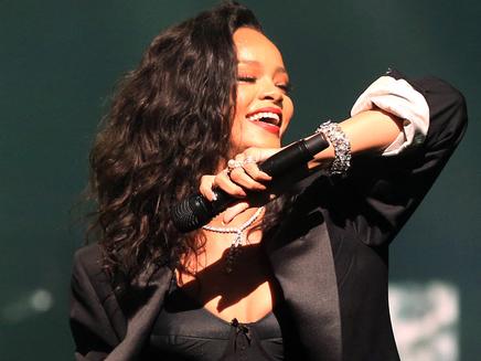 Rihanna : impatiente de revenir en Europe!