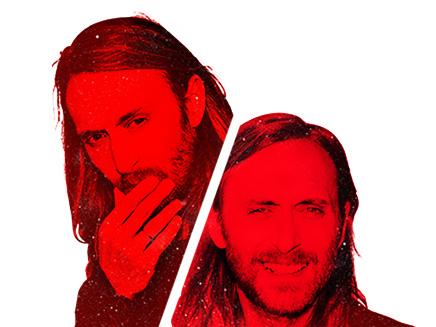 Double Hit David Guetta