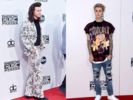 Justin Bieber échange son look avec Harry Styles! Le résultat est surprenant!