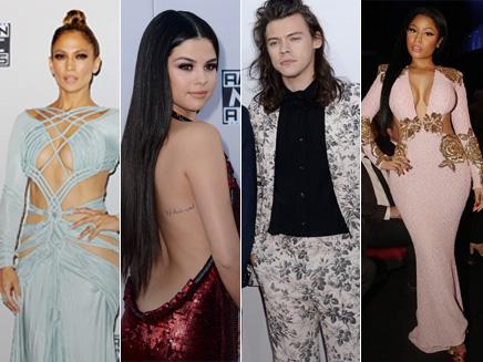 J-Lo, Selena Gomez, Harry Styles, Nicki Minaj: les meilleurs looks des AMAs!