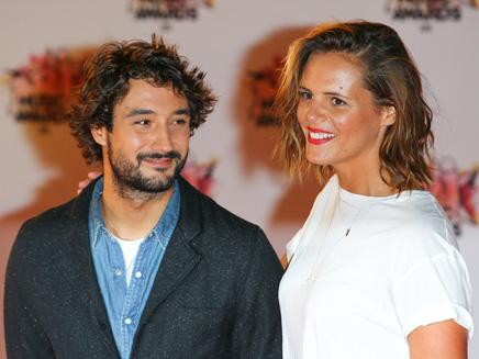 Jérémy Frérot et Laure Manaudou: leur bisou aux NRJ Music Awards!