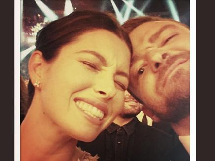 Justin Timberlake et Jessica Biel: toujours aussi inséparables!