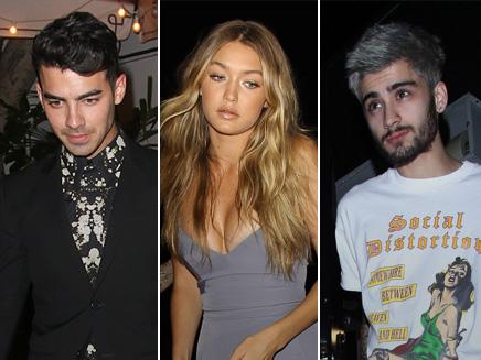 Joe Jonas : furieux contre Zayn Malik et Gigi Hadid!