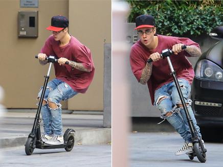 Justin Bieber : session glisse après avoir annulé une émission TV à New York!