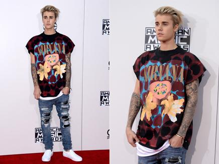 Justin Bieber : critiqué pour son style aux AMAs!