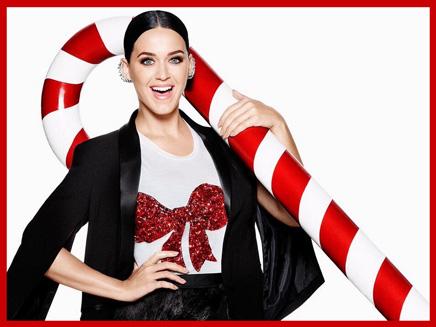 Katy Perry: elle sortira bientôt sa chanson de Noël!
