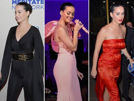Katy Perry: trois tenues magnifiques pour un concert caritatif à New York!