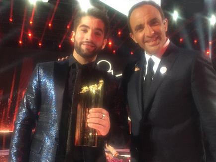 Kendji Girac: il se souviendra des NRJ Music Awards 2015!