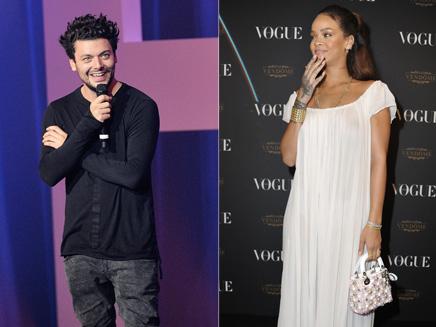 Kev Adams : il tente sa chance avec Rihanna à Los Angeles!