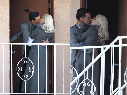 Lady Gaga : un baiser torride sur le tournage d'American Horror Story!