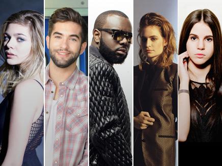 NRJ Music Awards 2015 : les nommés pour la «Chanson Française de l'Année» sont..