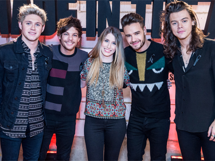 One Direction : découvrez toutes les images de leur London Session!