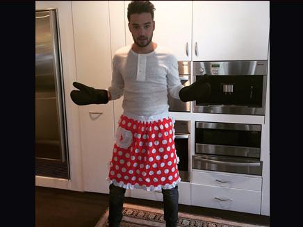 Liam Payne : aux fourneaux pour Thanksgiving!