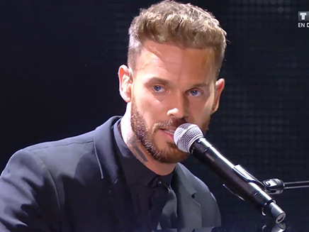 NRJ Music Awards 2015- M.Pokora : l'indétrônable champion des NMA!