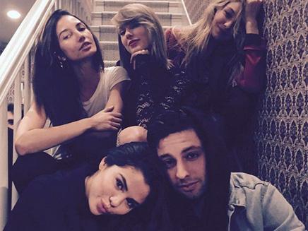 Selena Gomez : retrouvailles avec Taylor Swift et Gigi Hadid!