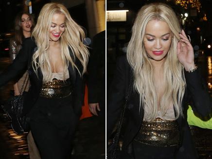 Rita Ora: très sexy dans les rues de Londres!