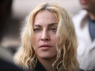 Madonna, hospitalisée après une chute de cheval
