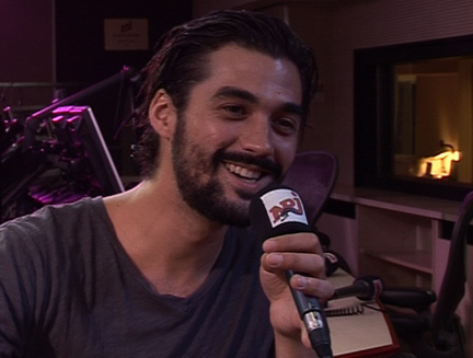 Florent Mothe Interview Mozart L'Opéra Rock