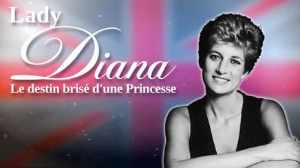 Lady Di : le destin brise d'une princesse affiche