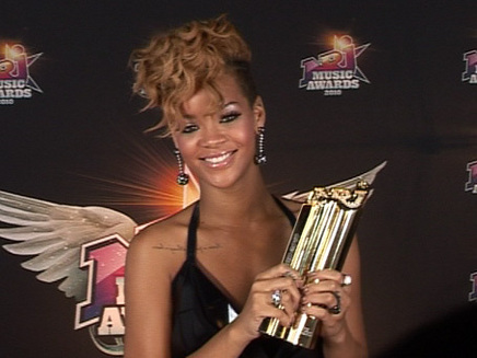 Les backstage des NRJ Music Awards 2010 !