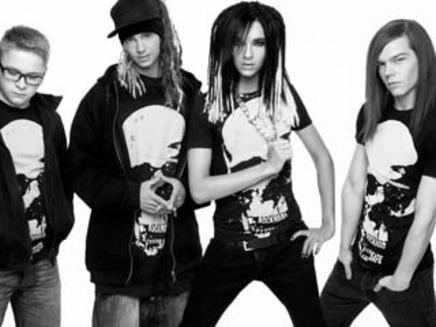 Tokio Hotel : même absents, ils déclenchent l'hystérie !