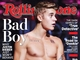 Justin Bieber : bad boy sexy pour Rolling Stones !