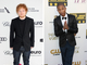 Pharrell Williams et Ed Sheeran: une admiration réciproque
