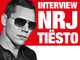 Tiësto en interview exclusive sur NRJ!