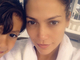 Jennifer Lopez : moment de tendresse avec son fils !