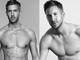 Calvin Harris : les coulisses hot de son shooting Armani!