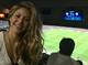 Shakira : supportrice de charme!