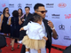 Chris Brown : adorable avec sa fille sur le tapis rouge des BMA'S